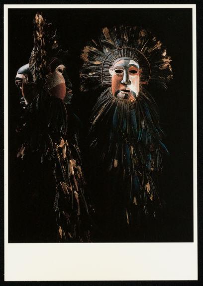 Masker van de geest Mavungo [masque de l'esprit Mavungo]