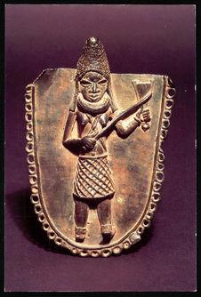 Benin Eresoyen [sculpture en métal]