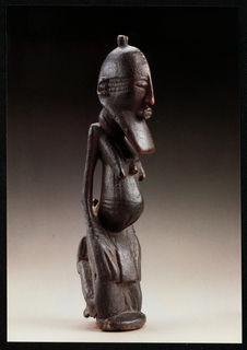 Statuette agenouillée