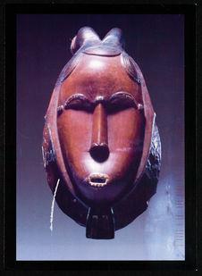 Dancing spirit. Masks of Africa