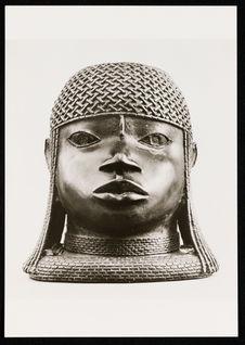 Head (Uhumwelao) Nigeria, Court of Benin