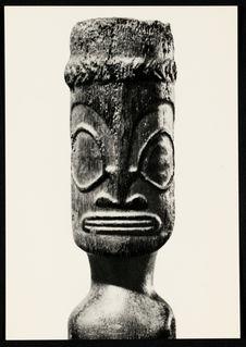 Tiki, divinità polinesiana [Tiki, divinité polynésienne]