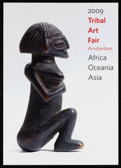 2009 Tribal Art Fair Amsterdam, Africa, Oceania, Asia