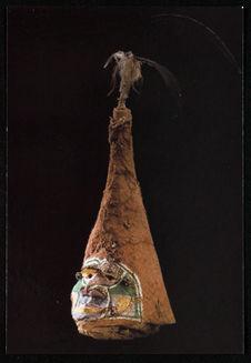 Masque. Groupe Small Nambas, île de Malakula