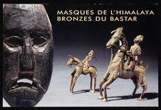 Masques de l'Himalaya. Bronzes du Bastar