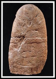 Statue-Menhir