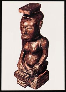 Tribal Figure Sculpture
