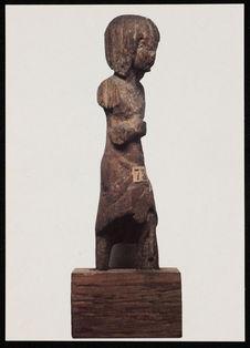 Egyptien vêtu d'un pagne