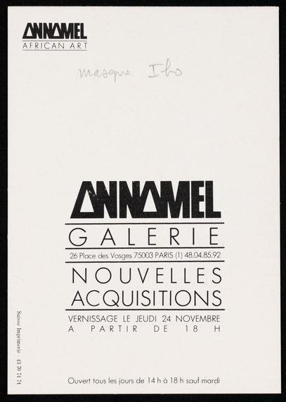 Anhamel Galerie