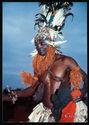 Au Gabon...Danseur Punu de la Nyanga