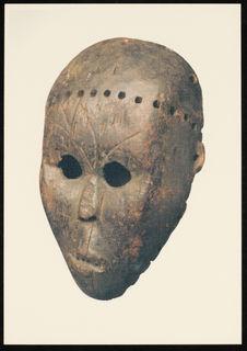 Masques d'Afrique centrale