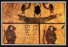Valley of the Kings. Tomb of Tutankhamun