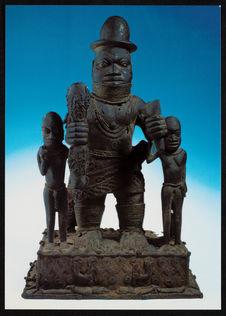 Figurengruppe [groupe de statuettes]