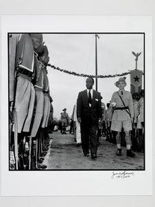 Sans titre [Kwame Nkrumah lors des Fêtes de l'indépendance]