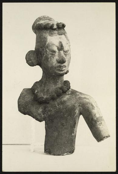 Fragment de personnage, Yucatan