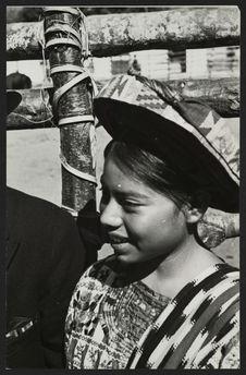 Santiago Atitlan [portrait d'une femme]