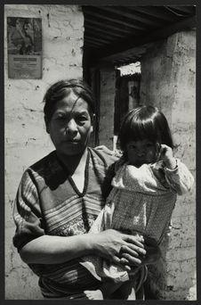 Indienne Kakchiquel de Comalapa