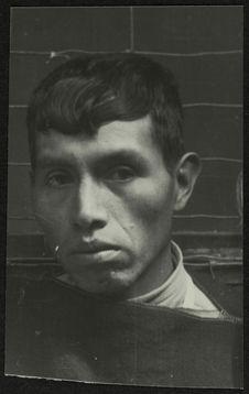 Jose Antonio Troches de Chiman Indian Guambiano