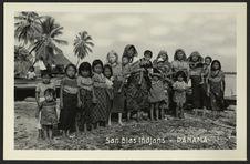 San Blas Indians, Panama