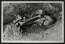 Sogamoso, die Chibcha Indianer begruben ihre Toten in geogener Stellung, bald...