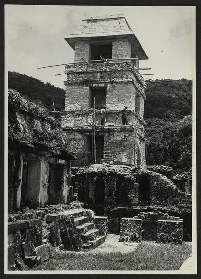Palenque [le Palais]