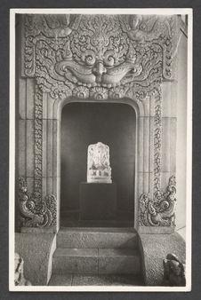Koloniaal Museum Amsterdam, Hindoe-Javaansche plastiek