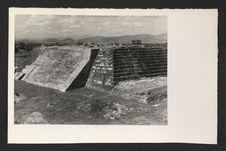 Cempoala, pyramide