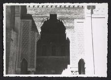 Marrakech, mausolée des Saadiens