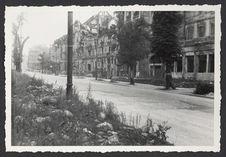 Berlin Bellevuestrasse avec l'Hôtel Esplanade