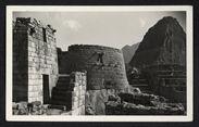 Machu-Pichu, Templo de las Nustas