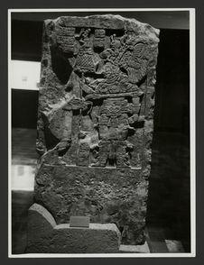 Stèle linteau de Yaxchilan