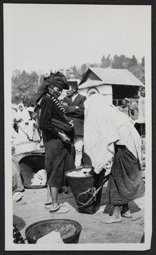 Darjeeling, al mercato