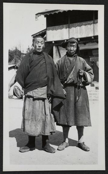 Darjeeling, lama e mendicante