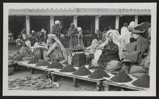 Darjeeling, mercato del Te