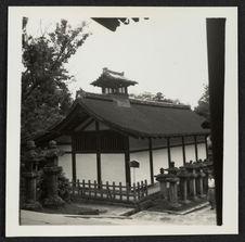 Nara, pavillon