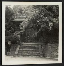 Nara, la porte