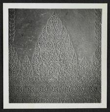 A. Vat, bas relief de pilier