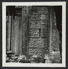 Bapuon, panneaux sculptés