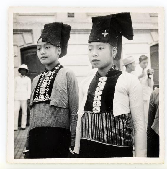 Thaïs de Sam Neua Laos