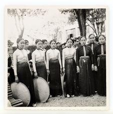 Thaïs blanches et noires (Laichau) Ht Tonkin