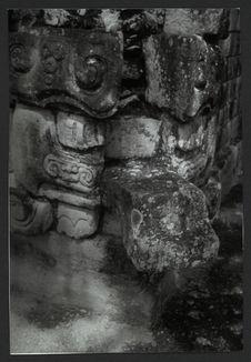 Copán, escalier hiéroglyphique