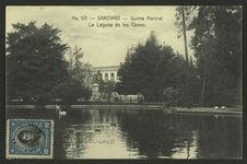 Santiago, Quinta Normal : La Laguna de Los Cisnes