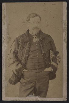Sans titre [portrait du Général Margueritte]