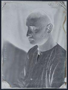 Tadé, 25 ans, né à Kampong Sebaïa [portrait d'homme]