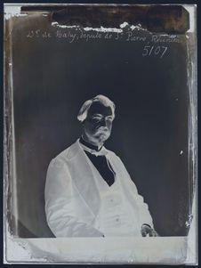 Dr. de Mahy, Député de Saint-Pierre, Réunion
