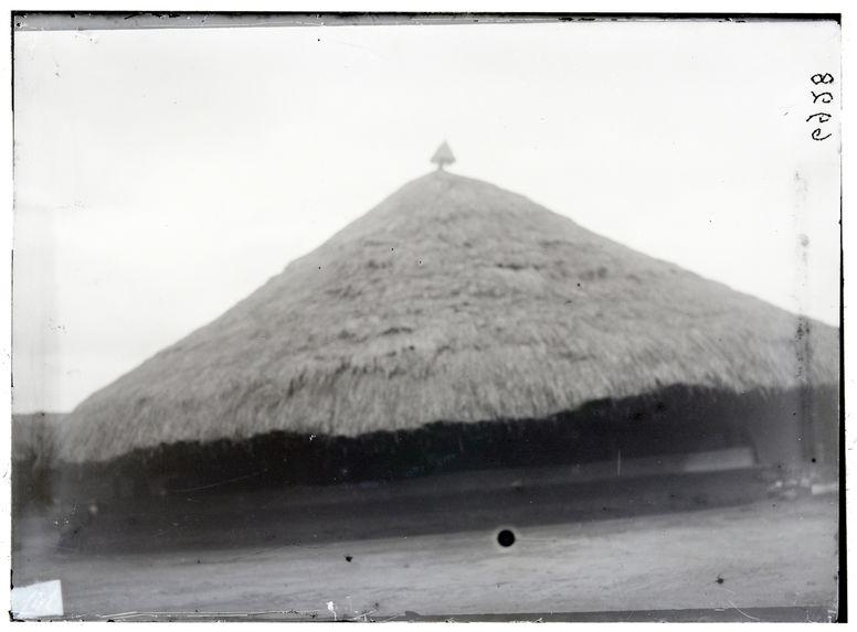 Tombeau de Roi du Dahomey