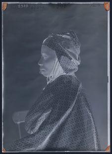 La mère d'Habessa, femme Peule