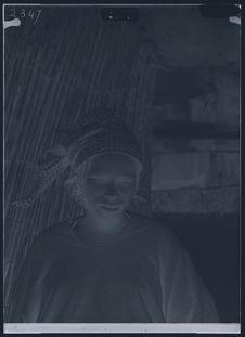 Soukaye-Bâ, femme Peule, 15 ans, né à Saint Louis