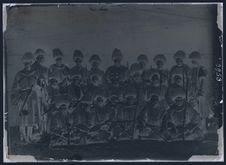 Groupe de Tatars des environs de Tiflis