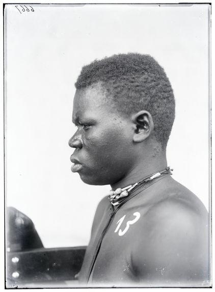Homme Ba-Kongo de Jinga